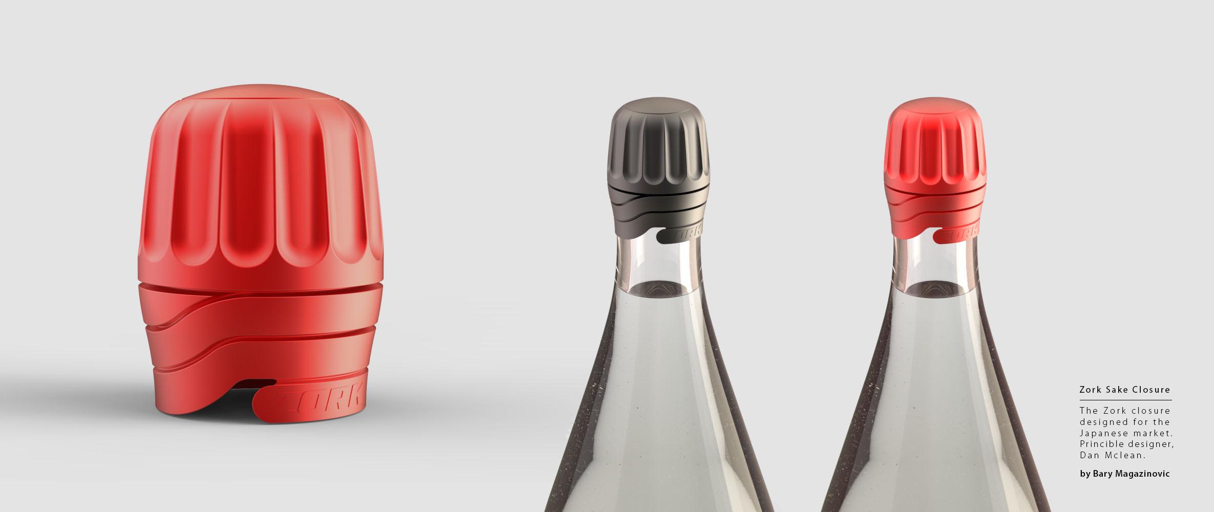 Australian Product Design Industrial Design Sake Japanese by Barry Magazinovic