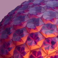 spring passion purple orange